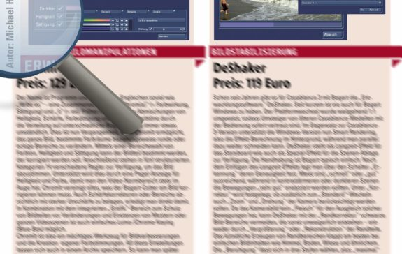 VideoAktiv Magazine articles